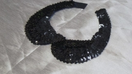 Cuello Peter Pan DIY * Black *