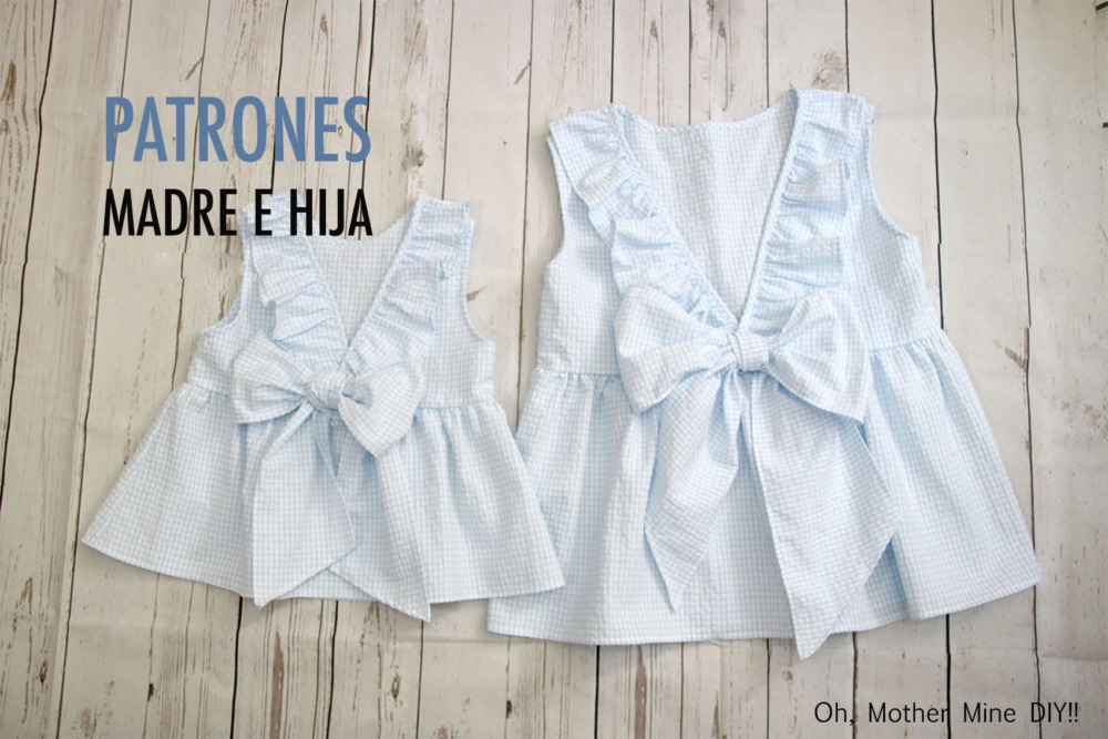 Curso de costura de faldas | Oh, Mother Mine DIY!!