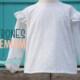 PATRONES PREMIUM: Blusa volantes en la manga niña (tallas 2 a 10 años)