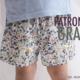 Patrones gratis: pantalón liberty tipo bañador para niños (talla 6 meses a 7 años)