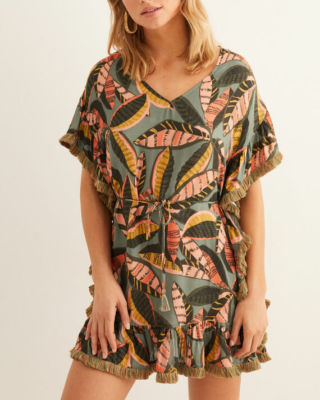 Inspiración #diy #costura #tutorial #patrones #gratis #vestido #playa #mujer Tutorial y patrones gratis: https://www.ohmotherminediy.com/costura-vestido-de-playa-para-mujer-patrones-gratis/