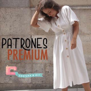 NUEVO POST!!!! Un vestido de mujer increíble, costureado por una mujer más que increíble 😍 Los patrones los podréis descargar en varios formatos y desde la talla 36 a la 44 😀 https://www.ohmotherminediy.com/patrones-premium-vestido-blanco-mujer-tallas-36-a-44/