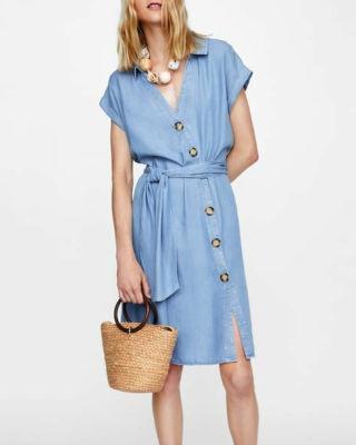 Inspiración #diy #costura #tutorial #patrones #gratis #vestido #mujer Tutorial y patrones gratis: https://www.ohmotherminediy.com/aprender-a-coser-vestido-cruzado-de-mujer-patrones-gratis/