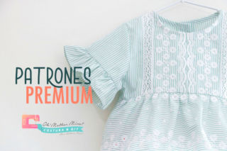NUEVO POST EN EL BLOG!!!! PATRONES PREMIUM: Blusa para niñas (talla de 1 a 10 años) https://www.ohmotherminediy.com/patrones-premium-blusa-para-ninas-talla-de-1-a-10-anos/